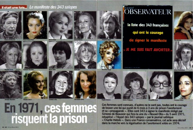10 les femmes de se réunir avant la droite