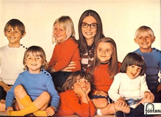 Nana Mouskouri - pour les enfants