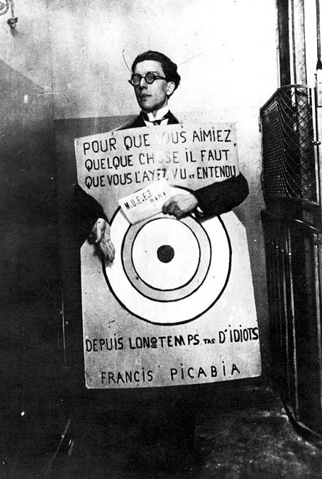 Francis Picabia - pour que vous aimiez quelque chose…