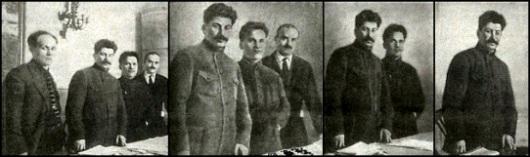 Staline a de moins en moins de copains