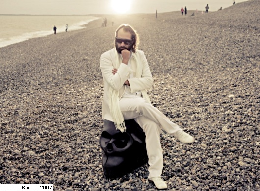 Sébastien Tellier - Laurent Bochet 2007 - Courtesy Record Makers