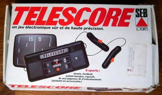 Télescore/Seb (source : Yosegaman collections)