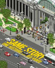 Game Story, au Grand-Palais