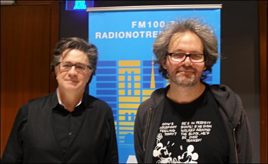 Avec Philippe Delaroche