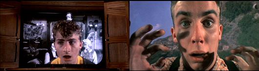 Le téléspectateur piégé par le téléviseur (extrait du film Weird Science)