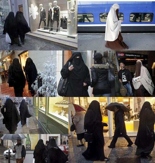 Pelissier_niqabs