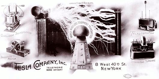 Tesla Company