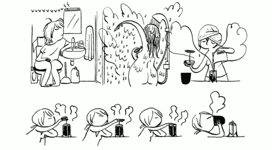 Littératures graphiques contemporaines #3.2 : Aude Picault