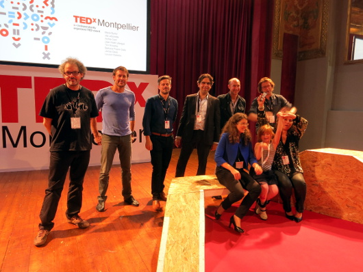 Retour de TEDx Montpellier