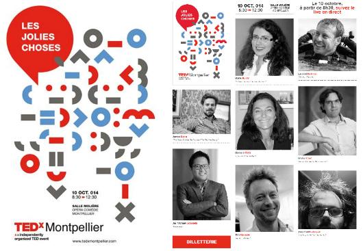TEDx Montpellier (10 octobre)