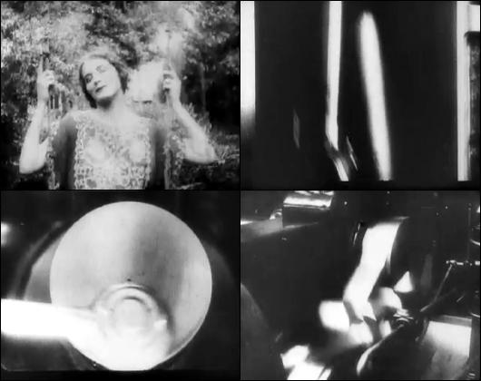 Ballet mécanique (1924) de Fernand Léger