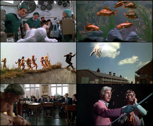 Je ne sais plus si c'était avant, après ou pendant ces vacances, mais je me souviens que c'est cette année là que j'ai vu The Meaning of life, des Monty Python. Ce n'était peut-être pas adapté à mon âge, mais malgré ouà cause de cela,The Meaning of Lifereste un des films les plus importants de ma vie.