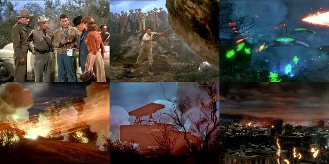 """Résultat de recherche d'images pour """"film la guerre des mondes 1953"""""""
