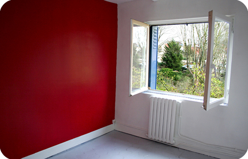 Exceptionnel Cool La Chambre Rouge With Chambre Ado Rouge
