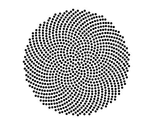 Whatever maths 2 dessiner la fleur du tournesol - Comment dessiner un tournesol ...